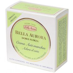 Bella Aurora Crema Antimanchas Doble Fuerza 30ml