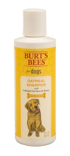 Burt's Bees for Dogs Oatmeal Shampoo * Be sure to check out this awesome product. (This is an affiliate link and I receive a commission for the sales)