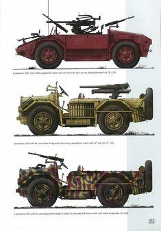 Army Vehicles, Armored Vehicles, Military Diorama, Military Art, Truck Transport, War Thunder, Mundo Comic, Military Modelling, Ww2 Tanks