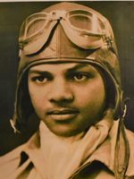 Claude Platte, one of the legendary Tuskegee Airmen ,was an altar boy at Our Mother of Mercy Church in Fort Worth, the diocese's oldest traditionally African-American parish.