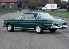 Mercedes 280 SEL ca. 1962