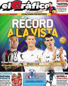 Prensa deportiva del 1 de Agosto 2013