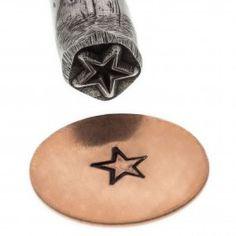 Star Precision Design Stamp (Contemporary Series)