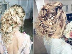 65 Long Bridesmaid Hair & Bridal Hairstyles for Wedding 2017