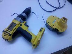 Diy Electronics, Rc Cars, Drill, Robotics, Building, Electric, Hole Punch, Robots, Drills