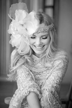 brides, fashion, lace, hair accessories  #ecomariage