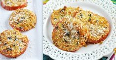"""Cheesy Garlic Tomatoes!! - It's like """"Garlic Bread""""... but with Tomatoes... you get it :)"""