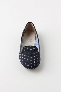 anchor shoes...you might as well go all out
