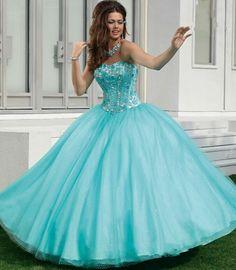 >> Click to Buy << Quinceanera Dresses 2016 Sweet 16 Dresses trajes de Masquerade Ball Gowns vestidos de 15 anos #Affiliate