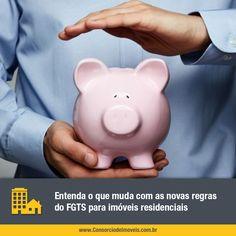 Os trabalhadores que pretendem aplicar o próprio FGTS na compra de um imóvel residencial, precisam ficar atentos para as novas regras. Confira!