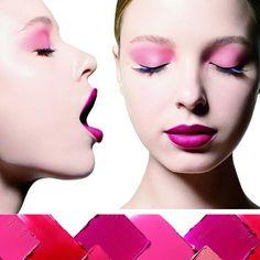 又係令人開心既色彩~  shuuemura 植村秀又有新野出喇!今次唔玩閃令令喇, 臨近冬天玩玩啞色唇膏, 推出my dear matte「緻」愛唇系列, 用黎襯吓cool爆既冬天造形, 買噃支啞緻唇唇醒神吓,型呀  $220/29sep各shuuemura有售 #shuuemura #植村秀 #lipstick #color #lips #sharp #Matt  #winter #makeup ##beauty
