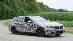 A Completely New BMW of 5th Series. First information #BMW