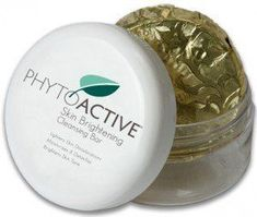 PHYTOACTIVE Skin Brightening Cleansing Bar by Sunshine Botanicals. $40.00. Moisturizes & Detoxifies. Brightens Skin Tone. Lightens Skin Discolorations. This ultra fresh Skin Brightening Cleansing Bar combines deep gentle skin cleansing with highly active natural skin lighteners for a beautiful, skin brightening, cleansing experience.  The healthy combination of enzymes and skin lightening amino acids gently cleanses and dramatically brightens discolored skin. Great fo...