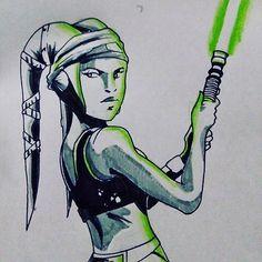 Jedi, di Matteo Tirimagni.
