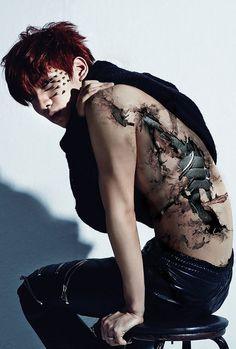 [OFFICIAL] VIXX Hyuk – Concept Photo For 'Error' 2000x1333