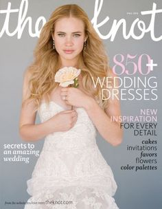 The Knot Magazine. Winter 2012 Issue