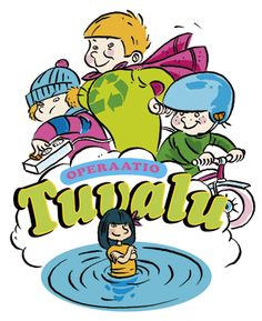 Kuunnelma: Operaatio Tuvalu – kuunnelma ilmastonmuutoksesta lapsille | Ilmasto.org Science Nature, Climate Change, Geography, Smurfs, Writing, Learning, Kids, School Stuff, Young Children