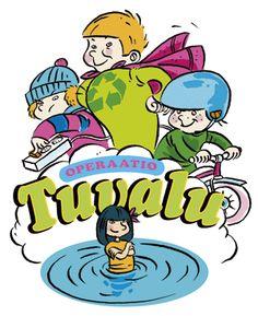 Kuunnelma: Operaatio Tuvalu – kuunnelma ilmastonmuutoksesta lapsille | Ilmasto.org