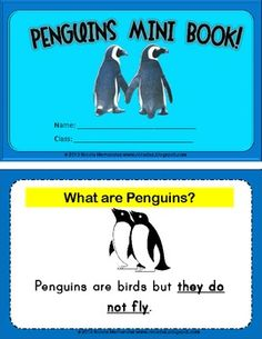 The Penguins Mini Book Of Facts