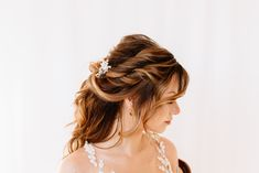 hair: @leahthehairartist Bridal Updo, Updos, Hair, Instagram, Fashion, Up Dos, Moda, Fashion Styles, Party Hairstyles