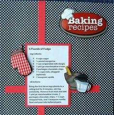 Layout: Recipe Card 21