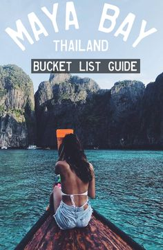 Maya bay is 30 minutes by boat from Koh phi phi island. First you need to get to Koh Phi Phi. Take a ferry from Phuket or Krabi.