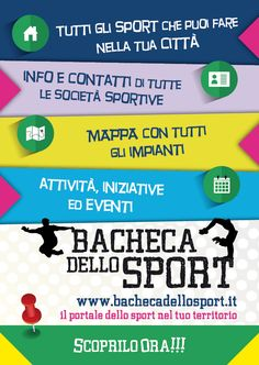 PROMO > BACHECA DELLO SPORT   www.bachecadellosport.it