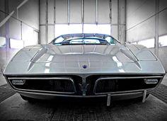 Ruote Rugginose: 1973 Maserati Bora 4.9-litre Coupé