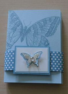 Stampin Up Swallowtail