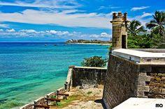 Fuerte San Carlos Borromeo, Pampatar, Isla Margarita.