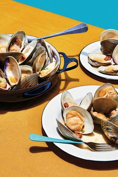 Steamed Clams Recipe - NYT Cooking