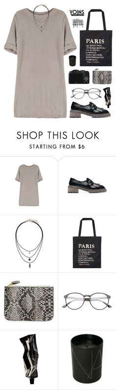 """""""YOINS 18 - Saint Paul"""" by tania-maria ❤ liked on Polyvore featuring Scotch & Soda, H&M, CO, Aesop, NARS Cosmetics, yoins, yoinscollection and loveyoins"""