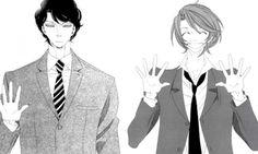 Sorano y Hara Opinión Manhwa Manga, Manga Anime, Nakamura Asumiko, Cis People, Haikyuu Tsukishima, Dengeki Daisy, Studio Ghibli, Character Design, Fan Art