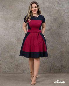 Modest Dresses, Simple Dresses, Elegant Dresses, Casual Dresses, Short Dresses, Chic Dress, Classy Dress, Xl Models, Ankara Dress Styles
