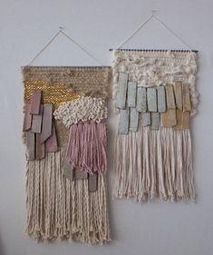 Ceramic Weavings