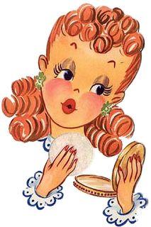 Femme (image vintage png)