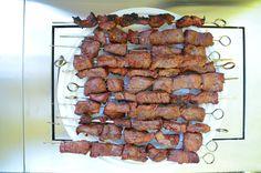 Marinated Korean BBQ Beef