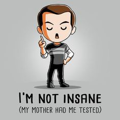 Sheldon Cooper I'm Not Insane T-shirt
