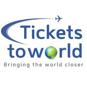Tickets To World offers cheap flight tickets and airlines deals with economy class/ business class tickets to worldwide destinations including Bangkok, Singapore, Doha, Kathmandu, Colombo, Jakarta, Sydney, New York, India and many more destinations of the world.