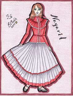 a72f65d5be 18 Nayarit by Elieth on DeviantArt Trajes Tipicos Mexicanos