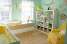 idée déco/peinture pour chambre bébé
