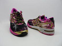 ASICS Women's GEL-Noosa Tri 10 Gold Ribbon Running Shoe