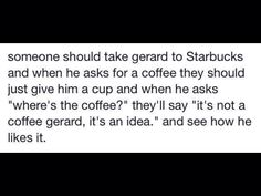 This should and shouldn't happen, but either way maybe a Starbucks worker will see this and do it...