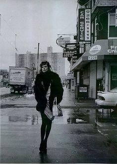 Anna Mouglalis by Peter Lindbergh