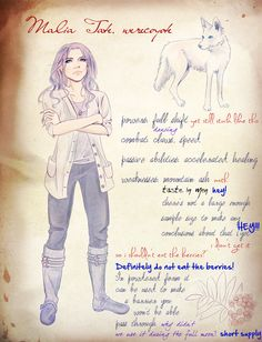 bestiary book teen wolf - Google Search