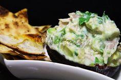 Terapia do Tacho: Salada de frango e abacate (Avocado chicken salad)