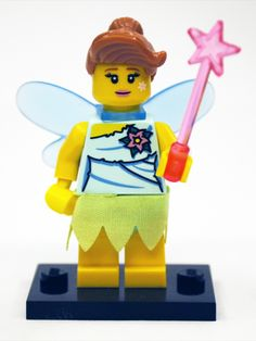LEGO Collectible Minifigures Series 8 fairy...one of my favs