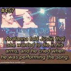 That's so sad. Miss avalanna! That just gave me goosebumps!