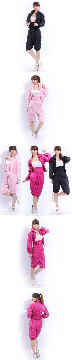 Aerobics High Waist Weight Loss Lose Sauna Suit Set Sets Slimming Pants Women Sauna Suit Sauna Clothing Pants Set Pant and Shirt