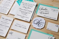 The Plaza Calligraphy font by Sarah Hanna for Smock